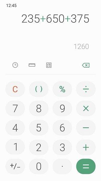 三星計算器官方版(Samsung Calculator)圖3