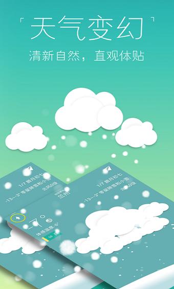 知趣天氣圖4